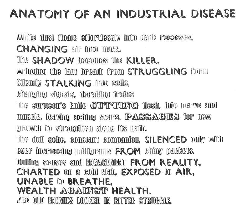 Anatomy of an Industrial Disease