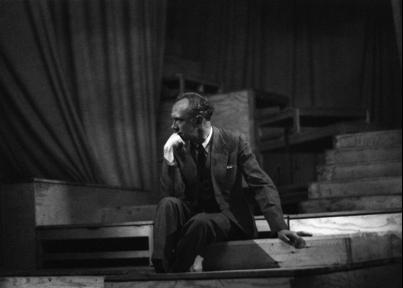 Michel Chekhov, taken by Stuart Black. Photo: The Dartington Hall Trust Archive