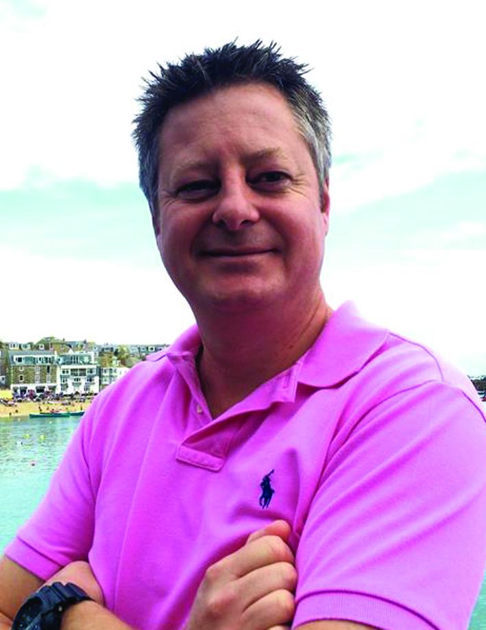 Nigel Bell, Purple Initiative