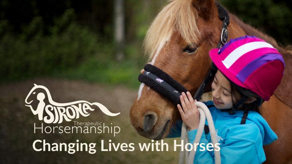 sirona therapeutic horsemanship